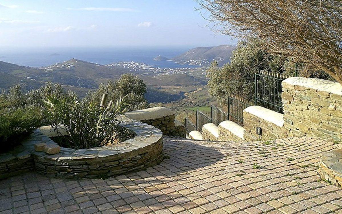 Anastasia luxury villas -villasinandros.gr